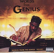 Words From The Genius, Vol. 1 by GZA