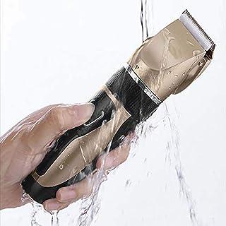 تیغ بهداشتی بهداشتی مردانه A1 ، کلیپسر خیس / خشک و ضد آب ، کلیپس سیمی جادویی 5 ستاره کلیپر بی سیم مو تیغ قابل تعویض سر تیغه سر تیغ ، صفحه نمایش LED