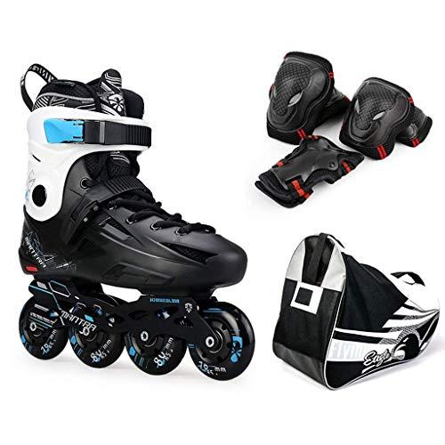 Taoke Student Inline Skates, Anfänger Männer und Frauen Professionelle Quad Roller Skates, Erwachsener Jugend Durable Roller Skates (Farbe: # 2, Größe: EU 39 / US 7 / UK 6 / JP 24.5cm) dongdong