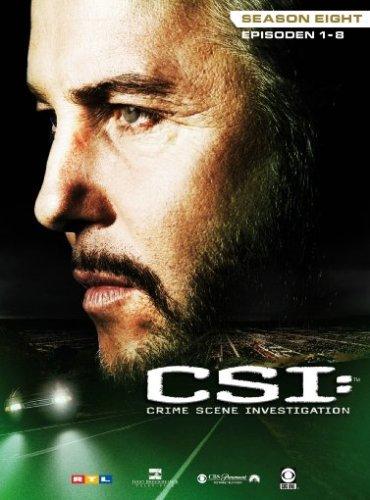 CSI: Crime Scene Investigation - Season 8.1 [3 DVDs]