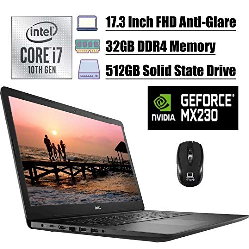 2020 Premium Dell Inspiron 17 3793 3000 Laptop