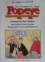The Complete E.C. Segar Popeye, Vol. 2: Sundays, 1932-1934 (The Nemo Bookshelf)