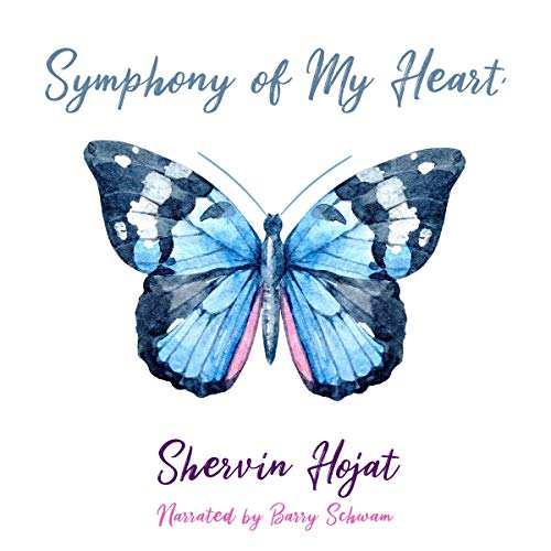 Symphony of My Heart audiobook cover art