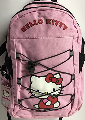 Hello Kitty Zaino Rosa - HBP0002