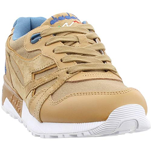Diadora Mens N9000 Cvsd Sneakers Shoes Casual - Beige - Size 5 D
