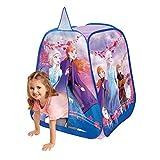 Kids Pop Up Tent - Frozen 2 Children's Playtent Playhouse for Indoor Outdoor, Great for Pretend Play in Bedroom Or Park! for Boys Girls Kids Infants & Baby