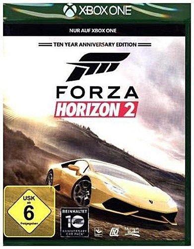 Forza Horizon 2. Anniversary Edition (XBox One)