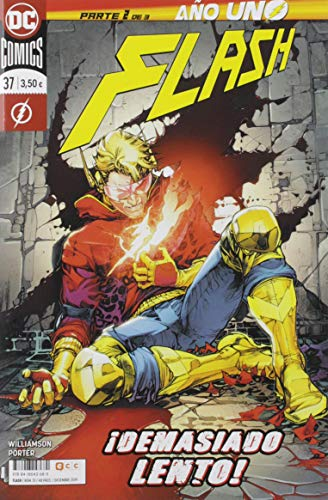 Flash núm. 51/ 37 (Flash (Nuevo Universo DC))