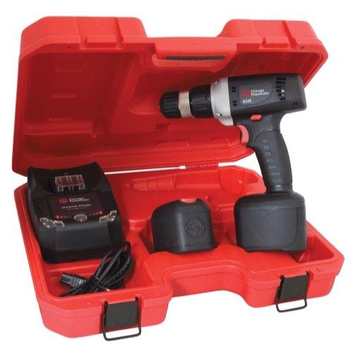 chicago pneumatic cordless drills - Chicago Pneumatic Cordless Drill Driver - 12 Volt, 3/8in., Model# CP8335