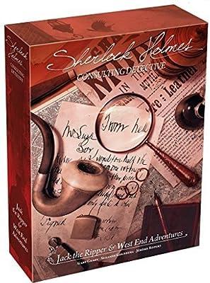 Asmodee Jeux de rôle - Sherlock Holmes