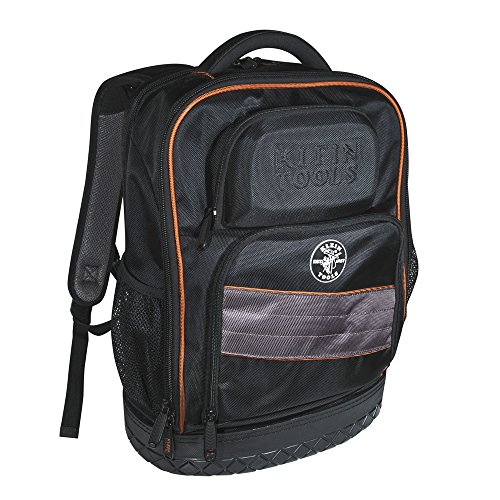 Tool Backpack, 14 in.W, 7 in.D, 18-1/4 in.H