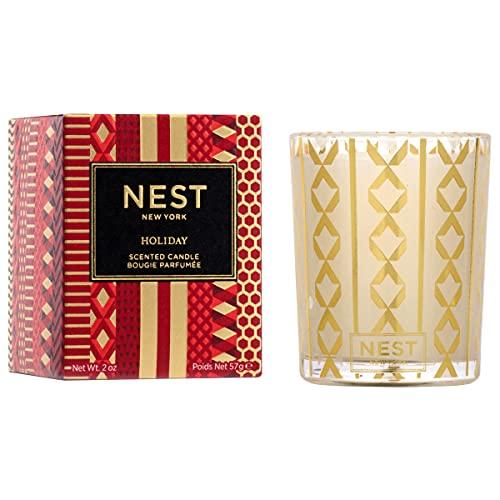 NEST Fragrances Votive Candle- Holiday , 2 oz
