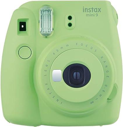 Câmera Instantânea Instax Mini 9, Fujifilm, 705061151, Verde Lima
