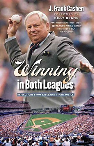 Winning in Both Leagues: Reflections from Baseball's Front Office (English Edition)