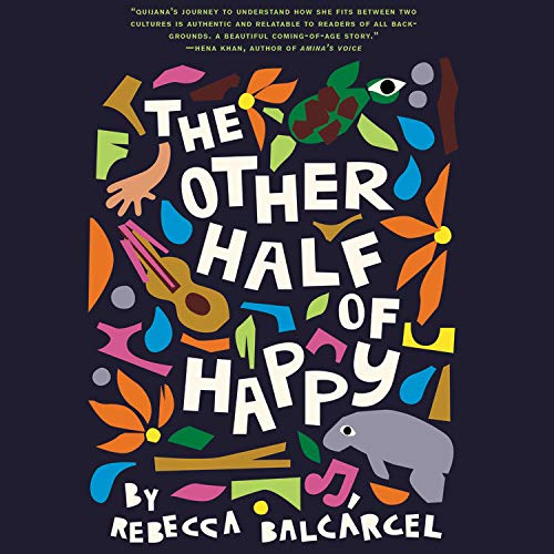 The Other Half of Happy Audiobook By Rebecca Balcárcel cover art