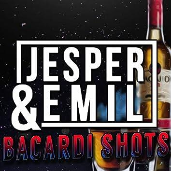 Bacardi shots