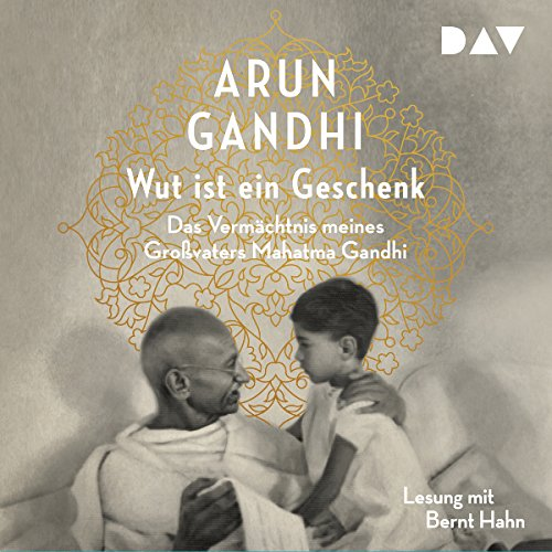 Wut ist ein Geschenk audiobook cover art