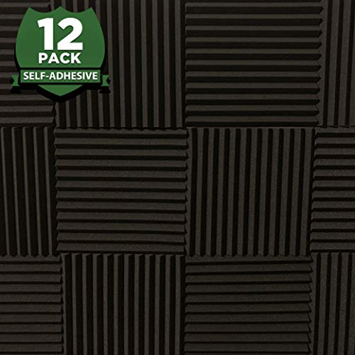 Best acoustic foam adhesive back for 2020