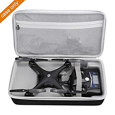 Aproca Hard Protective Travel Case for Holy Stone HS110D FPV RC Drone Quadcopter