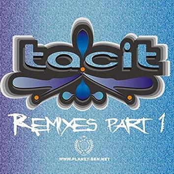 Remixes Pt. 1