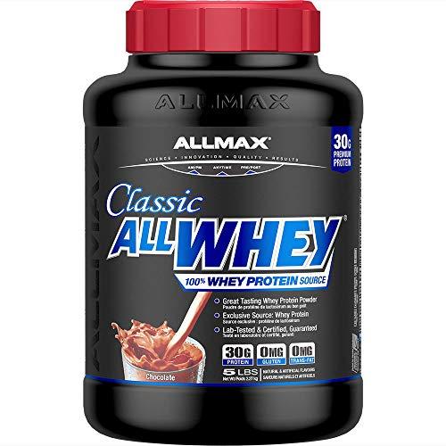 ALLMAX Allwhey Classic Chocolate 5 Lbs, 2000 g