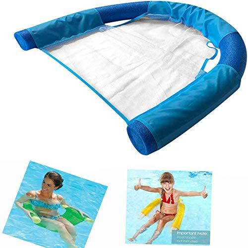 Tabla de Agua Hamaca Fila Tabla de natación Tabla de Patadas Cama Flotante Silla de salón de Agua Barra de flotabilidad para Adultos y niños