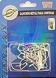 LS2 parquet de 25 crochet métal pour rideau qualité neuf