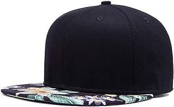 Sun Litro Sunlitro Unisex Flat Bill Hip Hop Hat Snapback Baseball Cap