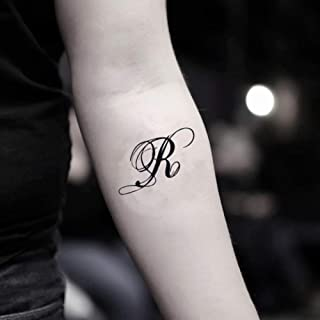 Best tattoo style letter r Reviews