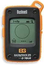 Bushnell Bear Grylls Edition BackTrack D-Tour Personal GPS Tracking Device, Orange/Black