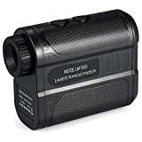 KKmoon 1500m Golf Telemetro Outdoor Palmare Laser Distance Meter Tester Velocità Digitale...