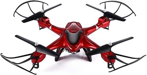 Obtén lo ultimo EbuyChX SJ X300 - 2CW 2.4GHz 4CH 4CH 4CH RC Quadcopter Drone WiFi Real-Time Transmissi rojo  despacho de tienda