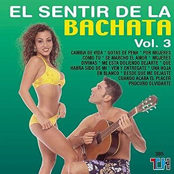 El Sentir De La Bachata, Vol. 3