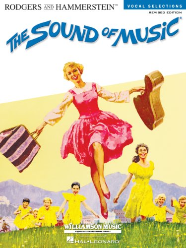 The Sound of Music Songbook: Vocal Selections - Revised Edition (Rodgers and Hammerstein Vocal Selections) (English Edition)