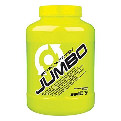 Scitec Nutrition Jumbo 2,86 kg Sabor Vainilla