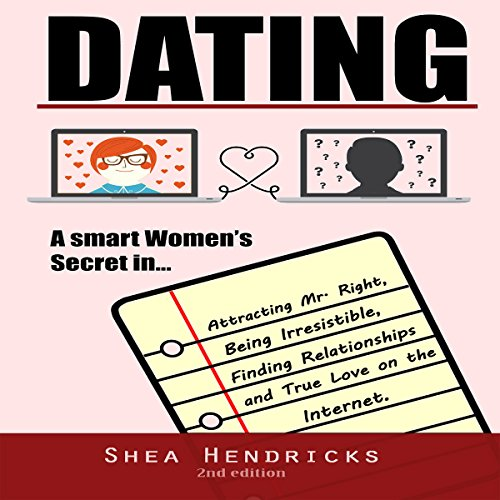 Dating audiobook cover art