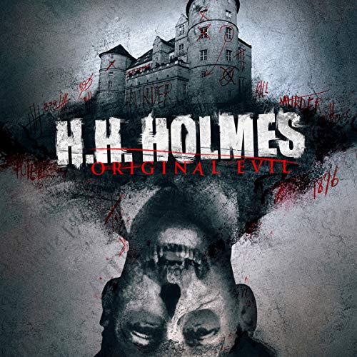 H. H. Holmes audiobook cover art