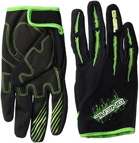 Oneal Digger Handschuhe, Farbe schwarz-grün, Größe XL / 10