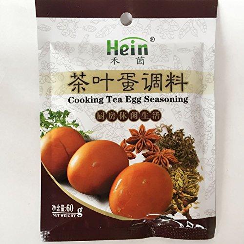 茶葉蛋調味料【2袋セット】 香辛料ミックス 60gX2袋