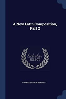 A New Latin Composition, Part 2