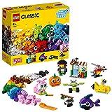 LEGO Classic La boîte de briques et d'yeux Jeu de construction, 4 Ans et Plus, 451 Pièces  11003