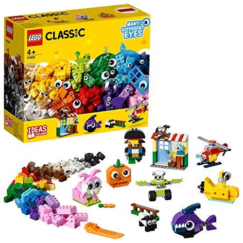 LEGO Classic La boîte de briques et d'yeux Jeu de construction, 4 Ans...