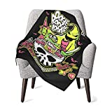 Baby Oogie Boogie Blankets Soft and Warm Blanket for Boys Girls Fleece Blankets for Couch,Sofa and Living Room 30'X40'