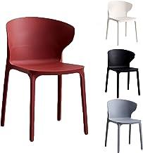 Nowoczesne minimalistyczne krzesło nordyczne, kreatywne tworzywo sztuczne do domu z folderu Casual nowoczesny minimalistyc...