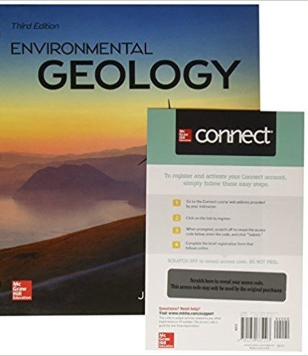 Environmental Geology Third Edition with Connect Access Card