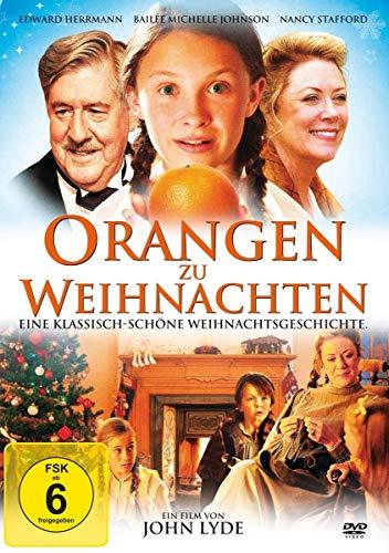 Orangen zu Weihnachten: Eine warmherzige und klassische Weihnachtsgeschichte.