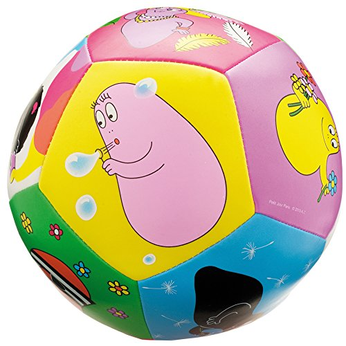 Grand Ballon Souple Barbapapa Petit Jour