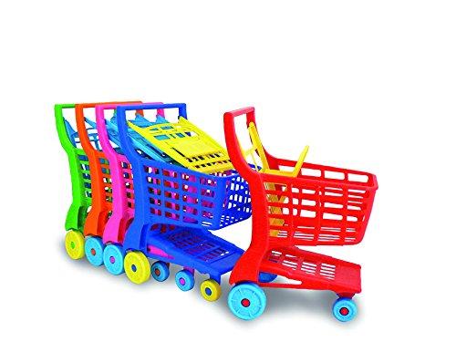 Firma Hoffmann Spielwaren -  Kinder Einkaufswagen