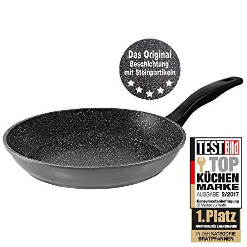 STONELINE Frying Pan, 24 cm, Gray