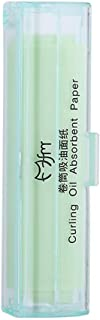 Facial Oil Blotting Paper For Oily Skin - Natural Face Oil Absorbing Sheets, Skin Care and Oil Control Must Have For Both Female and Male - Beauty Blotters for the Face - Remove Excess Shine (Blue)